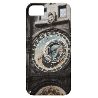 Ancient Astrology Timepiece Clock in Prague Czech iPhone SE/5/5s Case