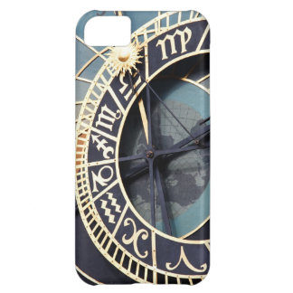 Ancient Astrology Timepiece Czech Clock. Case For iPhone 5C