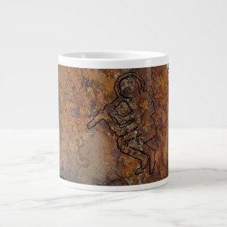 Ancient Astronaut Giant Coffee Mug