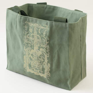 Ancient Astronaut Tote