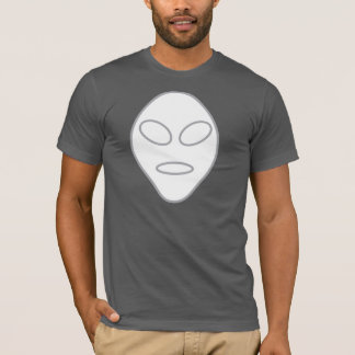 Ancient Astronauts Face Carving T-Shirt