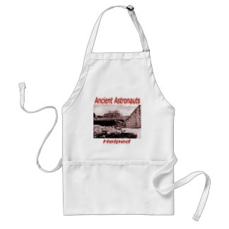 Ancient Astronauts Helped Adult Apron