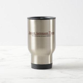 Ancient Astronauts Theory Travel Mug