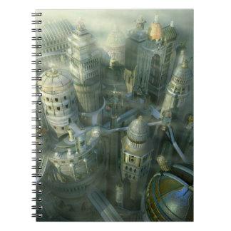 Ancient Atlantis Notebook
