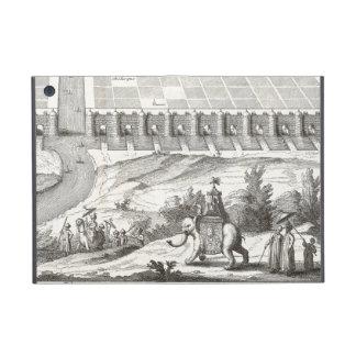Ancient Babylon Iraq Noble Procession w/ Elephant Case For iPad Mini