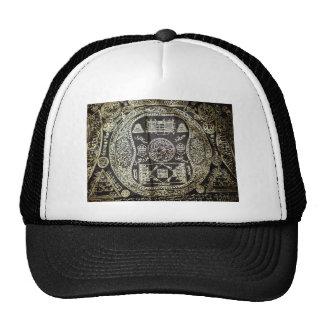 ANCIENT BLACK MAGIC SYMBOLS FOR GOOD LUCK HAT