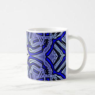 Ancient Blue I Relic Classic White Coffee Mug