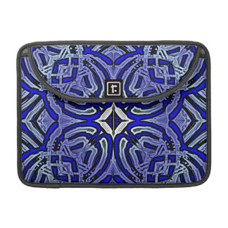 Ancient Blue I Relic Sleeves For MacBook Pro