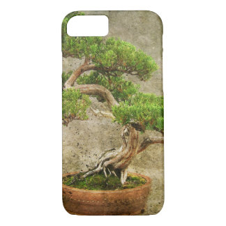 Ancient Bonsai Tree iPhone 7 Case