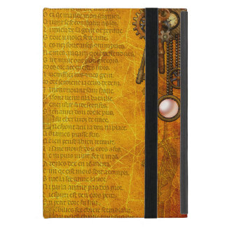 Ancient book's page iPad Mini Case