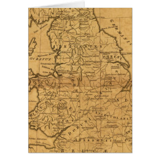 Ancient Britain Card