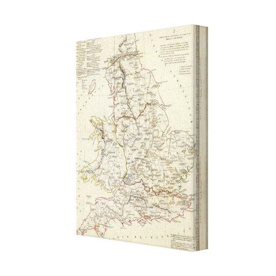 Ancient Britain I Canvas Print