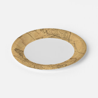 Ancient Britain Paper Plate