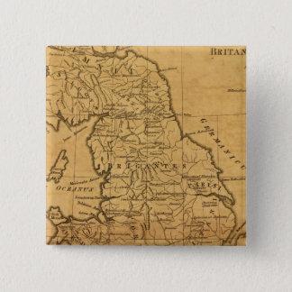 Ancient Britain Pinback Button