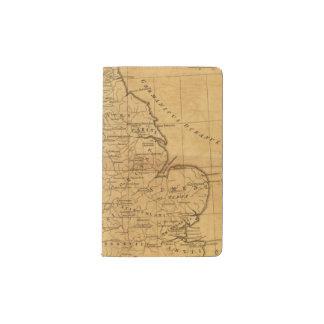 Ancient Britain Pocket Moleskine Notebook