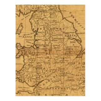 Ancient Britain Postcard