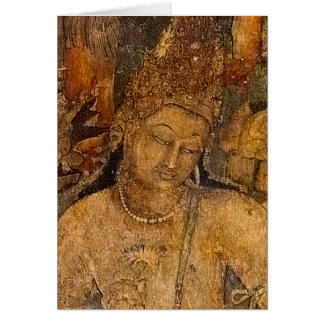 Ancient Buddhist Painting Cards