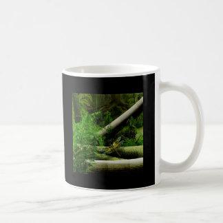 ancient Carboniferous forest Mugs