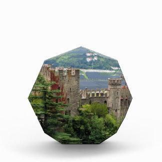 Ancient castle in Europe, Merano Acrylic Award