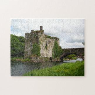 Ancient Castle Puzzle