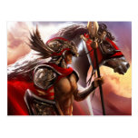 Ancient Centurion Postcard