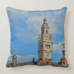 Ancient Chamber of Commerce of city Lille, France Pillow