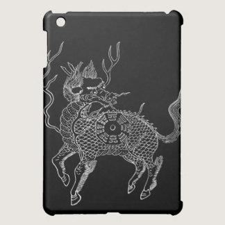 Ancient chinese auspicious dragon horse Lung Ma Case For The iPad Mini