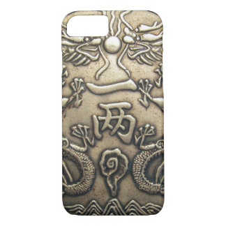 Ancient Chinese Coin iPhone 7 Case