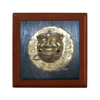 ancient chinese door knocker keepsake box