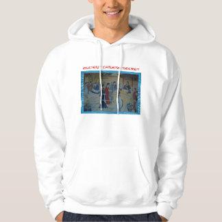 ancient Chinese secret mens hoodie