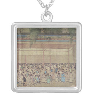 Ancient Chinese Waiting for Examination Necklaces