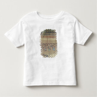 Ancient Chinese Waiting for Examination Toddler T-shirt