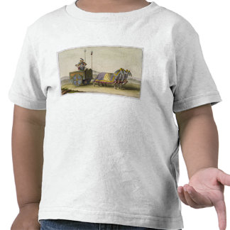 Ancient Chinese War Chariot, from 'Le Costume Anci Tshirt