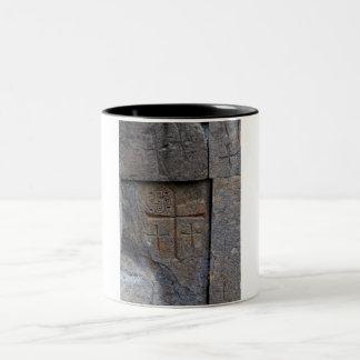 Ancient Christians Two-Tone Coffee Mug
