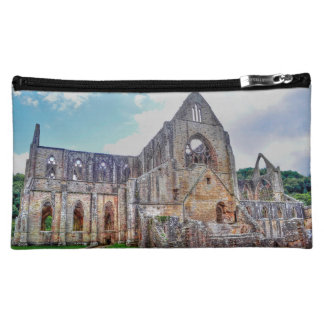 Ancient Cistercian Tintern Abbey Wales, UK Makeup Bag
