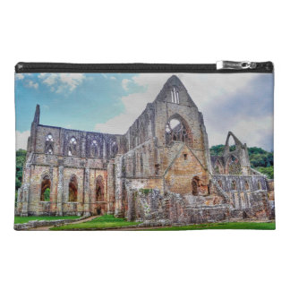 Ancient Cistercian Tintern Abbey Wales, UK Travel Accessory Bag
