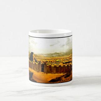 Ancient City of Babylon Mug Coffee Mugs