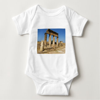 Ancient City Of Hierapolis -  a pagan cult center Baby Bodysuit