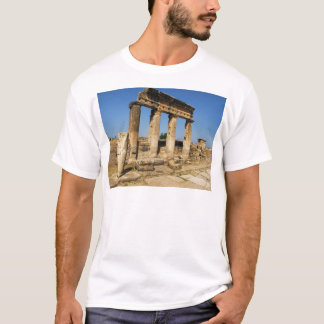 Ancient City Of Hierapolis -  a pagan cult center T-Shirt