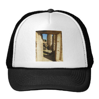 Ancient city of Hierapolis in Turkey Trucker Hat