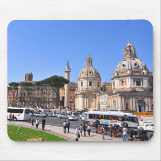 Ancient city of Rome, Italy Mouse Pad