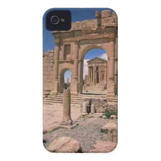 Ancient City Of Sbeitla iPhone 4 Cases