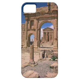 Ancient City Of Sbeitla iPhone SE/5/5s Case