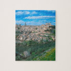 Ancient city of Toledo, Spain. Jigsaw Puzzle