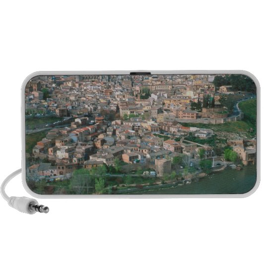 Ancient city of Toledo, Spain. Mini Speaker