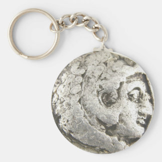 Ancient Coin Keychain
