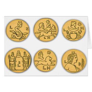 Ancient Coins Card