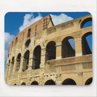 Ancient Colosseum in Rome, Italy Mouse Pad