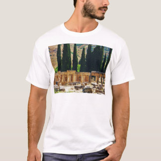 Ancient columns  Hierapolis, Turkey T-Shirt