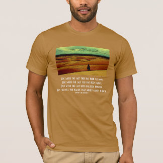 Ancient Cree Prophecy T-Shirt